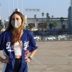 What's It Like To Watch The World Series From Dodger Stadium's Parking Lot?