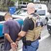 ICE Arrests Nearly 200 In Raids Across L.A. Area, 10% Of Whom Had No Prior Criminal Convictions