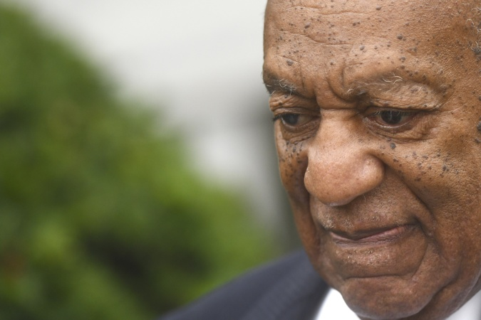 'Sexually Violent Predator' Bill Cosby Gets 3 To 10 Years In Prison