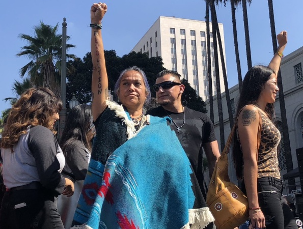 Indigenous Peoples Day Is Happening Now In DTLA. Here's How The City Is Celebrating