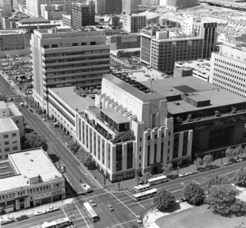 The Case For Preserving All Of The LA Times' Former HQ