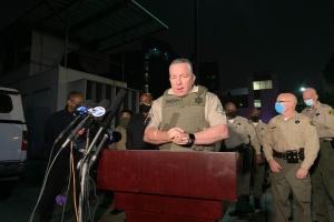 LA County Sheriff's Deputies Remain Hospitalized After 'Ambush' Shooting