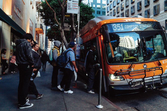 Most LA Metro Riders Could Ride For Free Starting Next Year Under New Pilot Plan