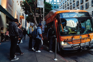 Here's LA Metro's Plan To Get You Out Of Your Car And On A Bus
