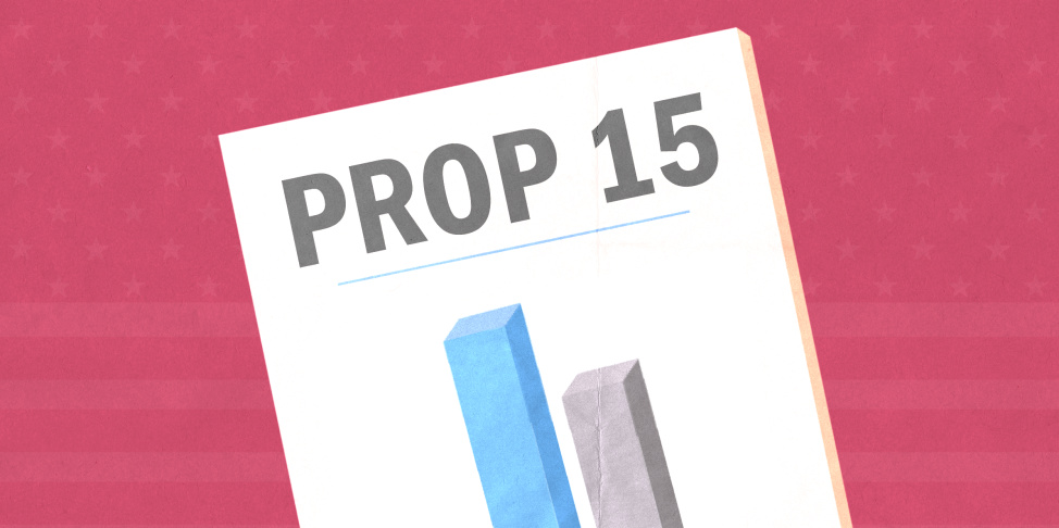 Voters Reject Proposition 15, The Property Tax 'Split Roll' Initiative