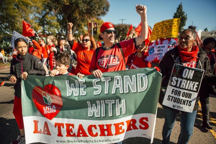 We Have A Deal: LAUSD, UTLA Negotiators Reach Contract Agreement