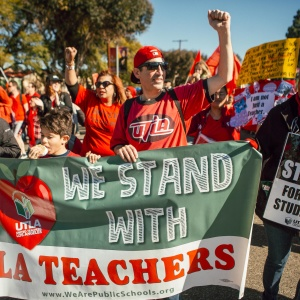 We Have A Deal: LAUSD, UTLA Negotiators Reach Contract Agreement