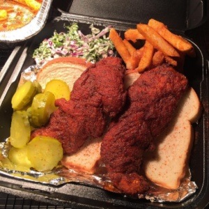 Thai Town Now Has A Late-Night Hot Chicken Purveyor