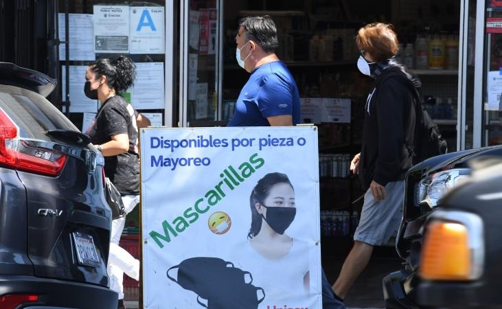 The Coronavirus Economy Hurts LA Latinos The Most