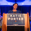 Porter Projected To Win In Orange County As Democrats Take The Lead