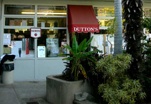 Dutton's Brentwood Bookstore