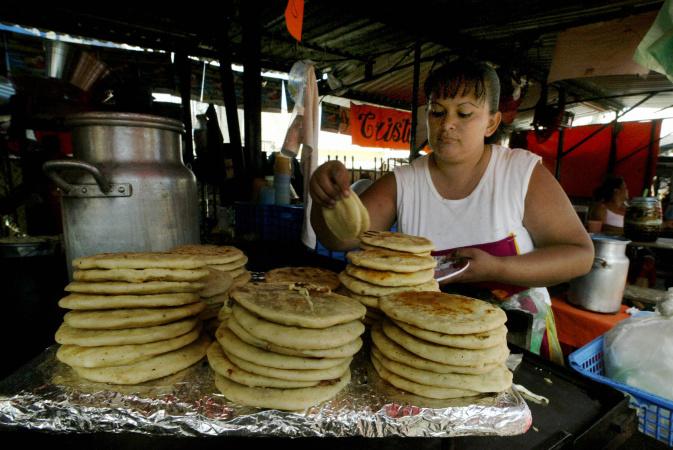 A History Of Food And Chaos Bonds LA's Salvadoran Community