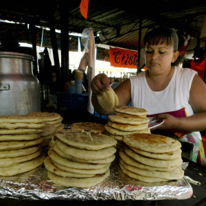 LA's Best Pupusas? Here Are A Few Of Them