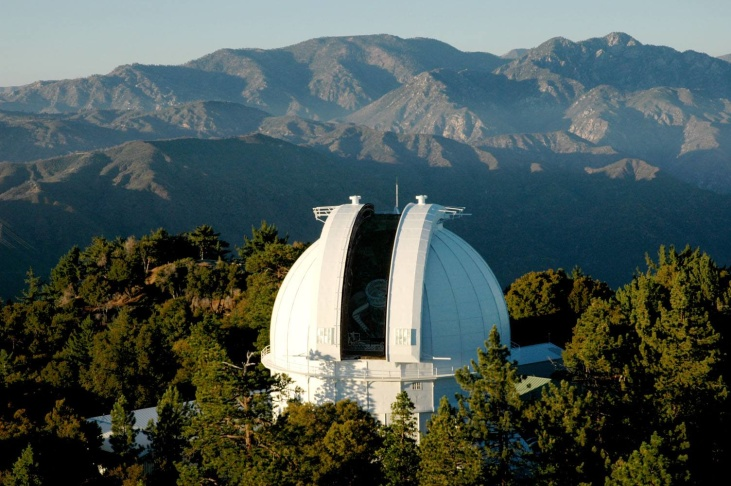 Historically Significant Mt. Wilson Observatory Could Be Destroyed By  Bobcat Fire