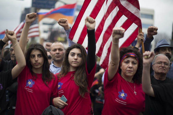 Thousands Will March In LA For Armenian Genocide Remembrance Day