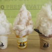 Get Organic Cotton Candy On Your Ice Cream At This New K-Town Shop