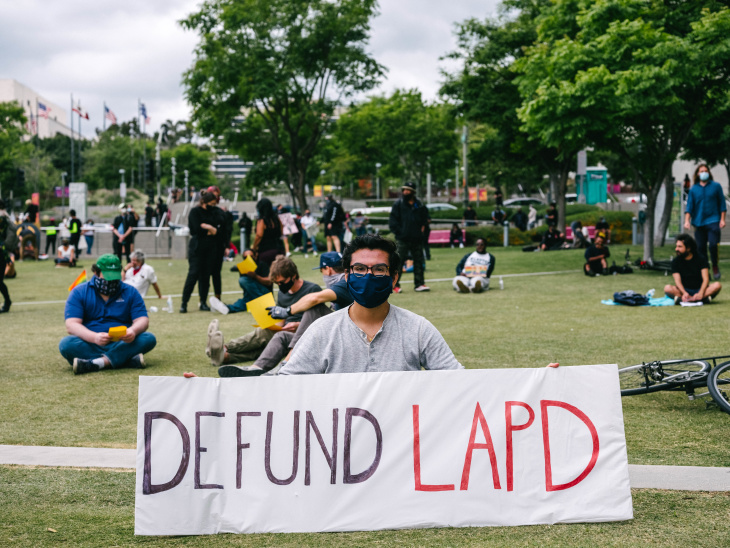 Today's LA Protests: Where, When And What We Know (LIVE UPDATES)