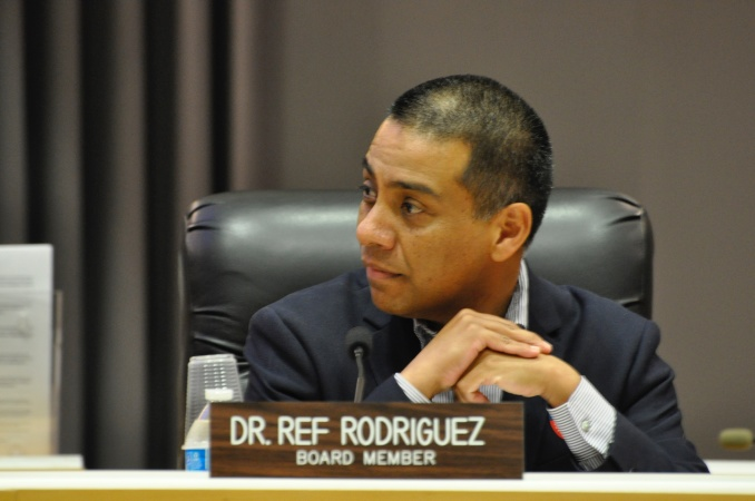 Ref Rodriguez Pleads Guilty To Felony And Misdemeanor Charges, Resigns From LAUSD Board
