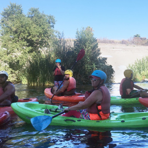 Paddling From Atwater Village to Silver Lake, Or How To Kayak The LA River