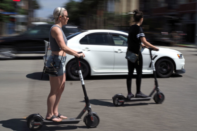 Here Are LA's New Rules For Scooter Companies Like Bird And Lime