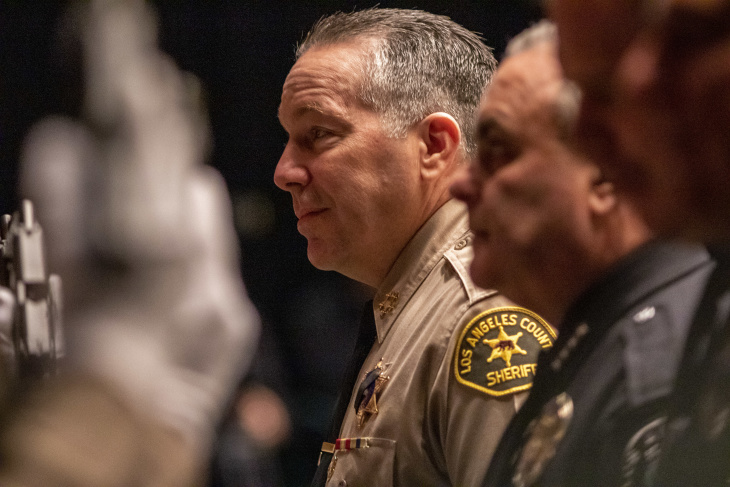 LA Sheriff Sets Date To Kick ICE Out Of Jails, But Will Keep