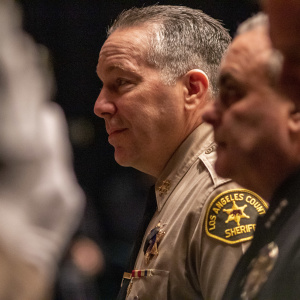 LA Sheriff Sets Date To Kick ICE Out Of Jails, But Will Keep Turning Over Immigrants