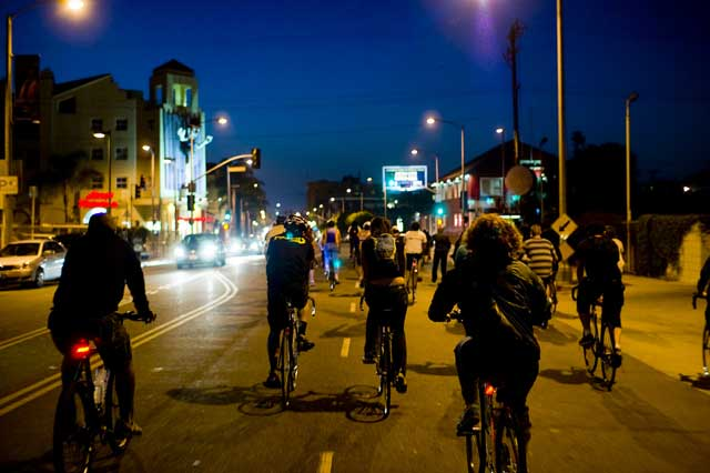 Critical Mass and the Santa Monica Police Department