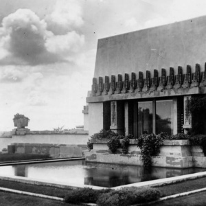 Photos: A Look Back At LA's Hollyhock House, Now A World-Class Architectural Landmark