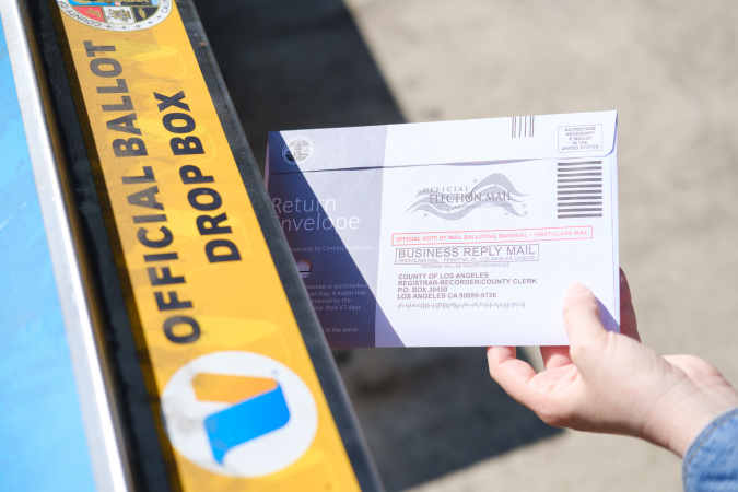 How Are Young Angelenos Voting? It's Complicated.