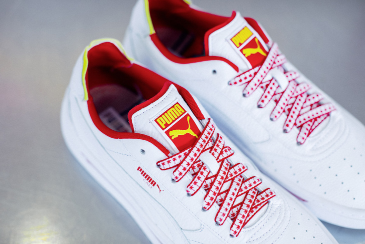 75be57459027 In-N-Out Sues Puma Over  Drive Thru  Sneakers That Look Very Familiar  LAist