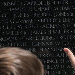You Can Visit The Vietnam Veterans Memorial Wall Right Here In SoCal
