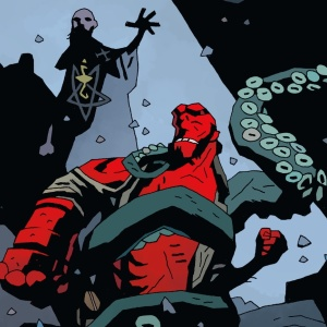 Hellboy's Turning 25. Send Birthday Wishes To His Manhattan Beach Comic Creator