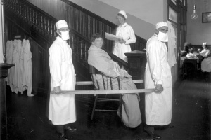 How Did LA Cope With The Influenza Pandemic Of 1918?