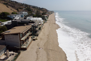 Forecast: Coastal Flooding Is Going To Get A Lot Worse For California