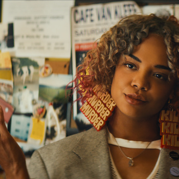 Tessa Thompson Says 'Sorry To Bother You' Stripped The Nudity To Avoid Male Gaze