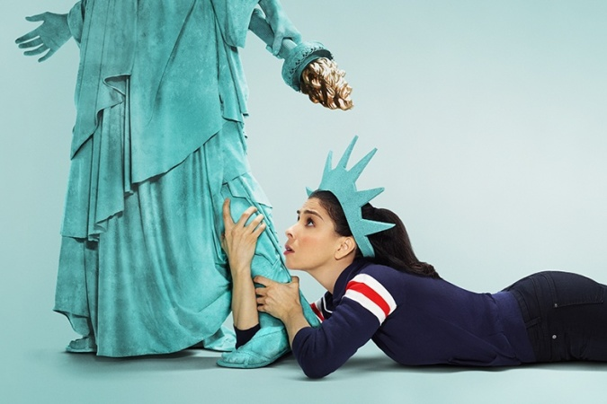 How Sarah Silverman Turned Her Trump Fears Into a Show About Love