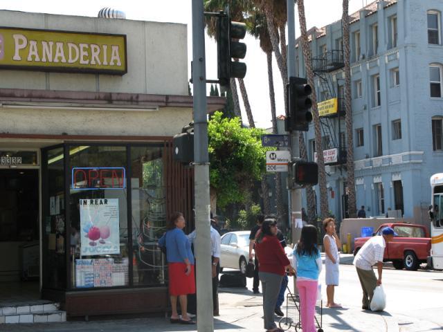 Latino-centric 8th Street