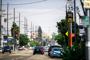 There's A New Push To Put The Brakes On LA's Rising Speed Limits