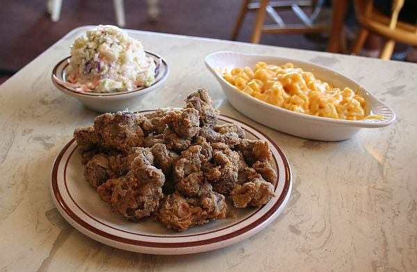 Dinah's Fried Gizzards