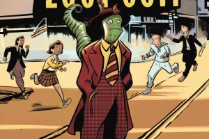 The Zoot Suit Riots Meet Underground LA Lizard People In This Graphic Novel