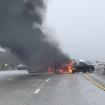 Massive Crash On I5 Near Gorman Closed Lanes For Hours On Saturday