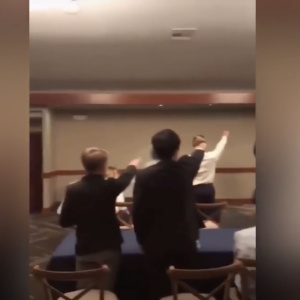 More OC High Schoolers Caught On Video Doing Nazi Salutes