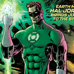 What It Means For Green Lantern To Be A Heroic Cop (In Space) In 2018