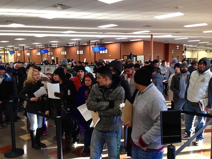 How's Your Experience At The DMV Been Lately?: LAist