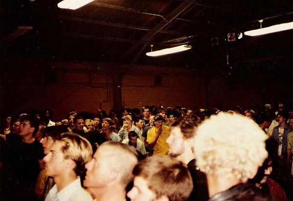 devonshire downs punk gig