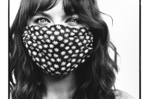 Pandemic Portraits: A Celebrity Photographer Documents Masked Angelenos