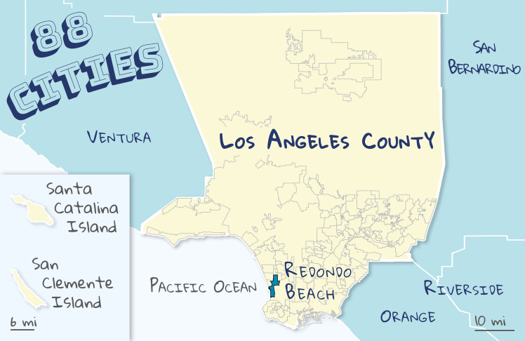 We're Exploring LA County's 88 Cities. Here's Your Guide To Redondo Beach: LAist