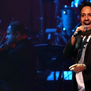 Lin-Manuel Miranda Will Be Performing Outside The Pantages Theater In Hollywood