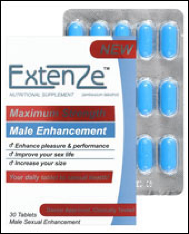 does extenze make your dick bigger