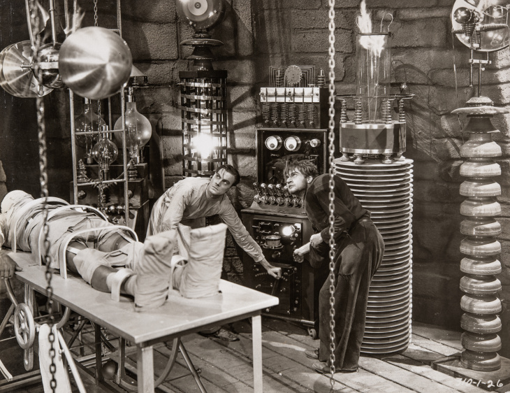 Frankenstein, Dracula And The Mummy Are Haunting LA's Natural History Museum: LAist